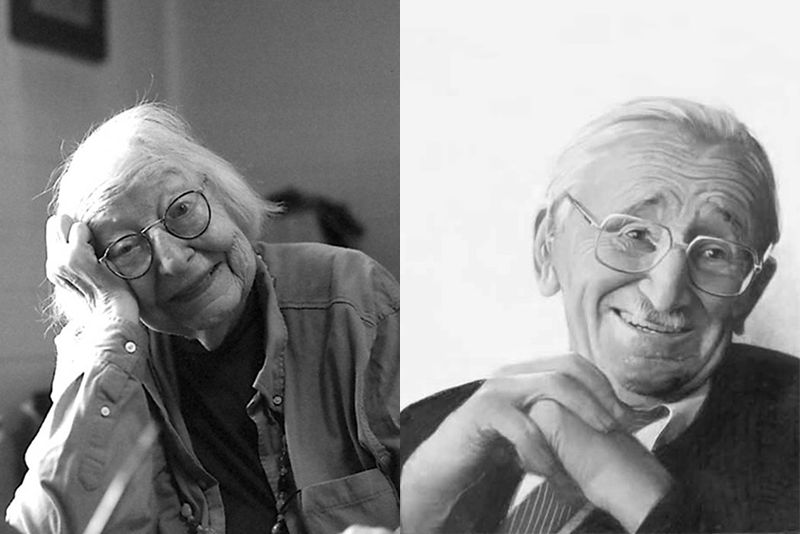 Jane Jacobs & Friedrich Hayek