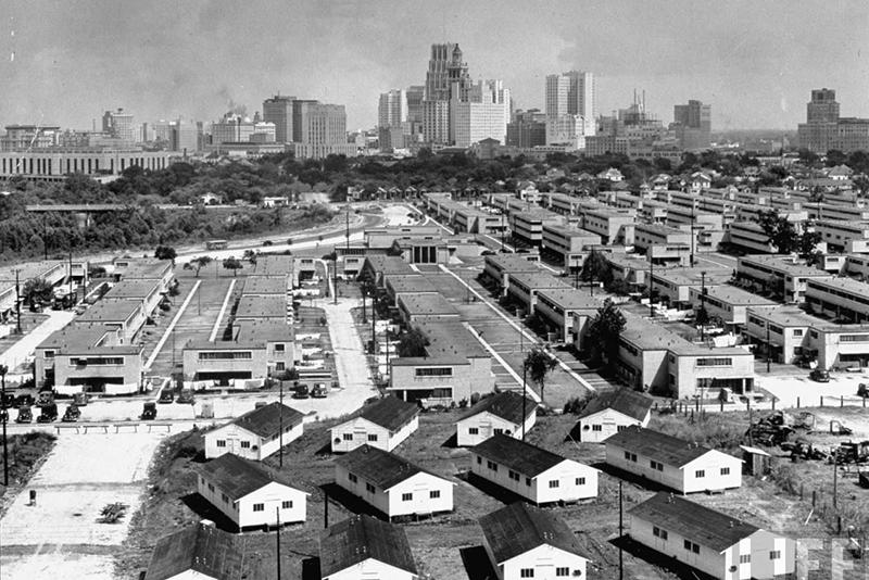 Houston, lenda do urbanismo de mercado