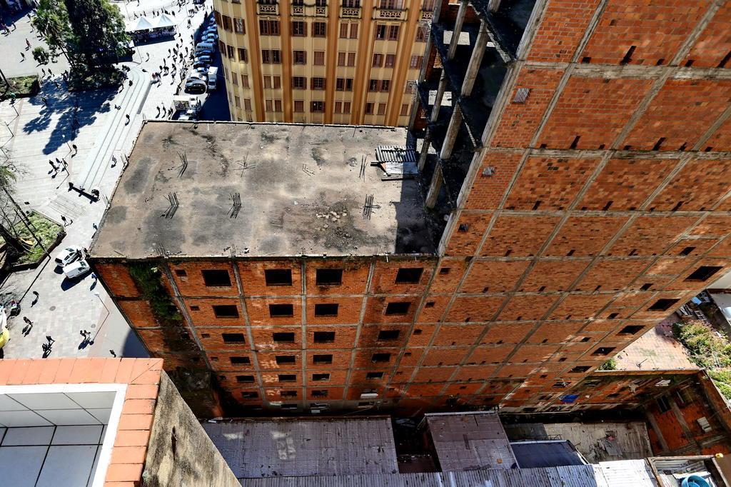 Revivendo o Centro abandonado