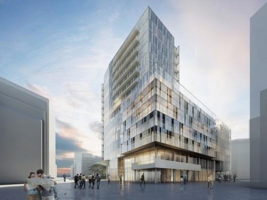 Onde est o os edif cios de uso misto caos planejado for Designhotel jesolo