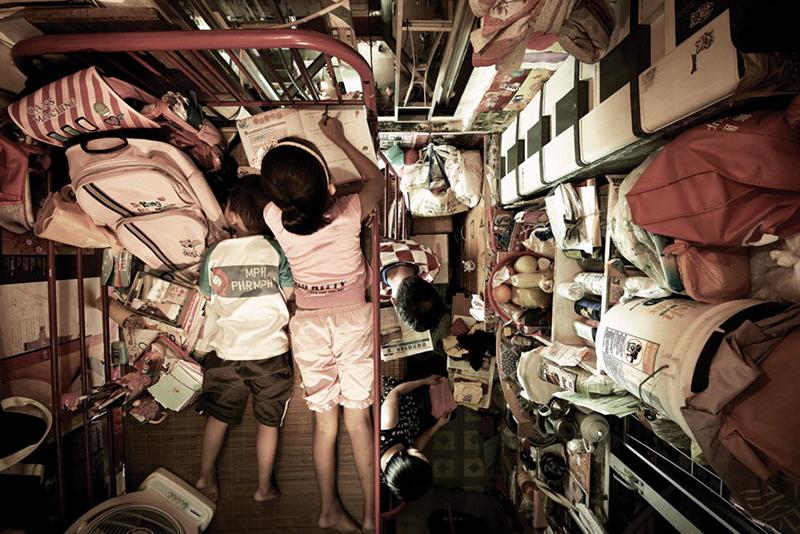 A claustrofóbica Hong Kong: prisão ou salvação?