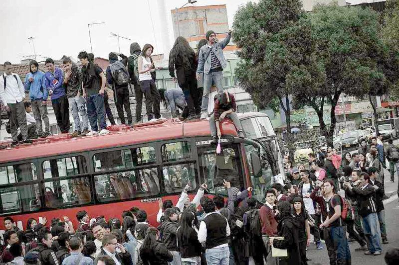 O mito TransMilenio, o BRT de Bogotá