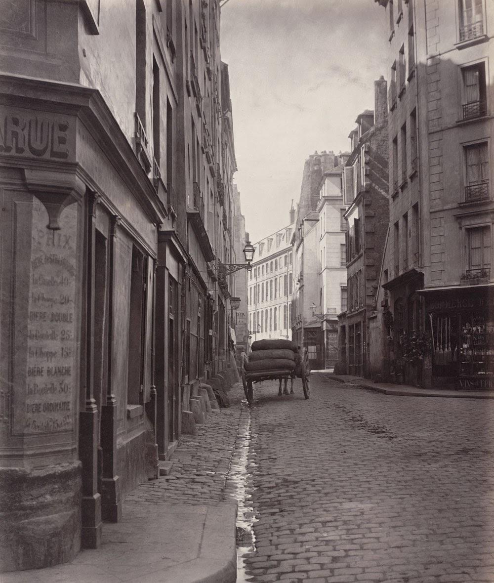 Rue de la Bûcherie, (quinto arrondissement) 1866-1868