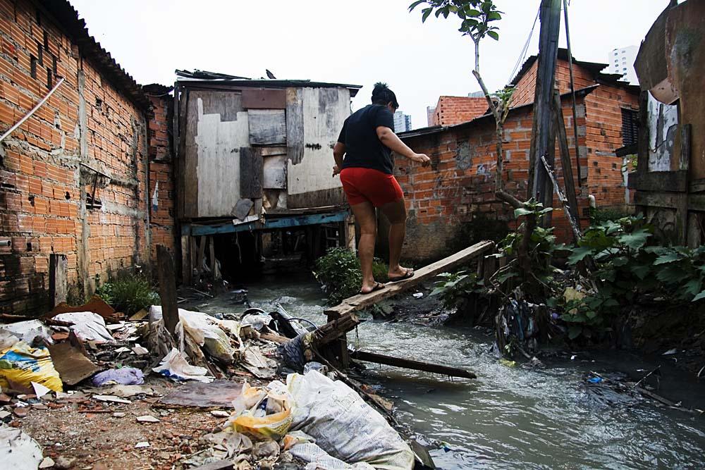 A diferença entre uma ocupação e uma favela (e por que isso importa)