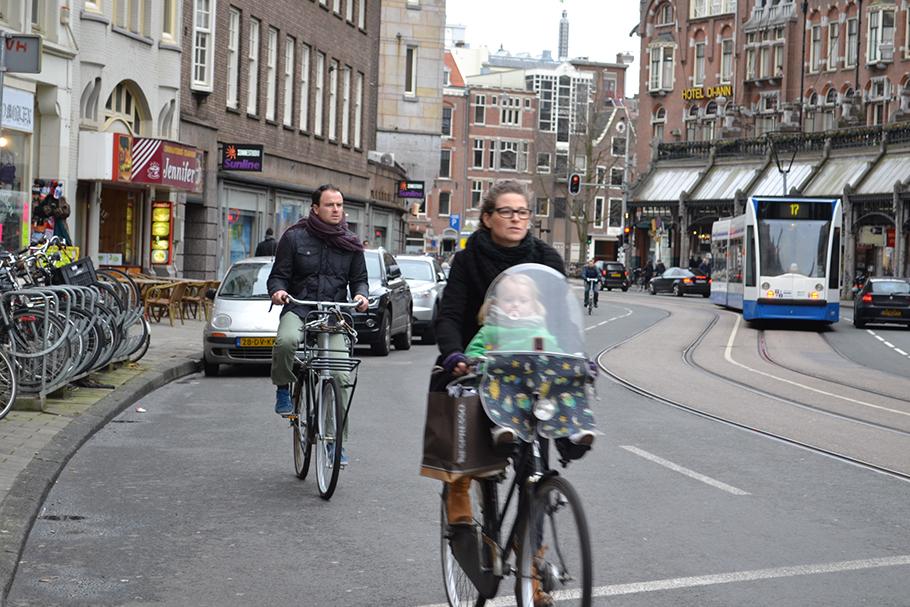 Mais ciclistas, mais acidentes?