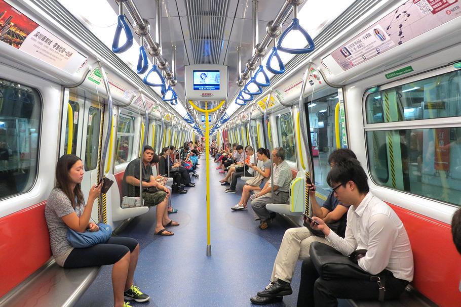 Entenda como funciona o metrô de Hong Kong