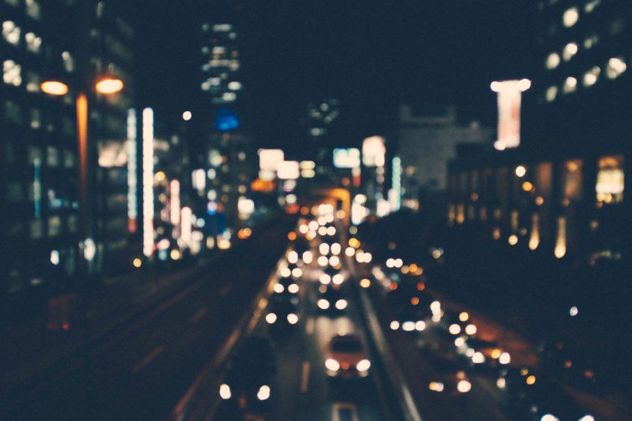 Erosão das cidades pelos carros