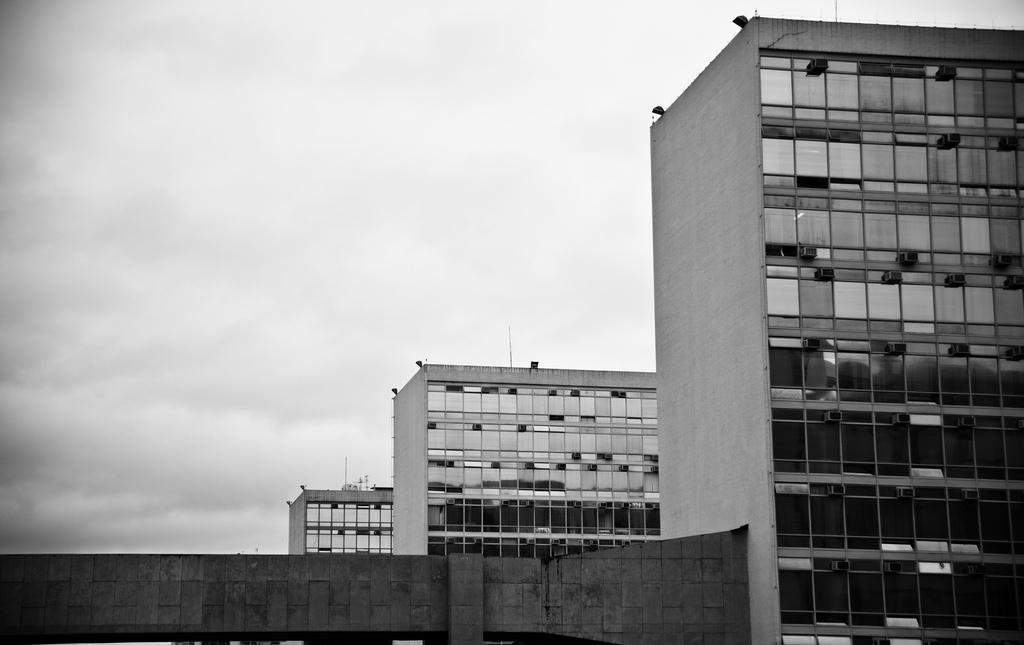 Ministérios em Brasília. Foto: duda_arraes @ Flickr