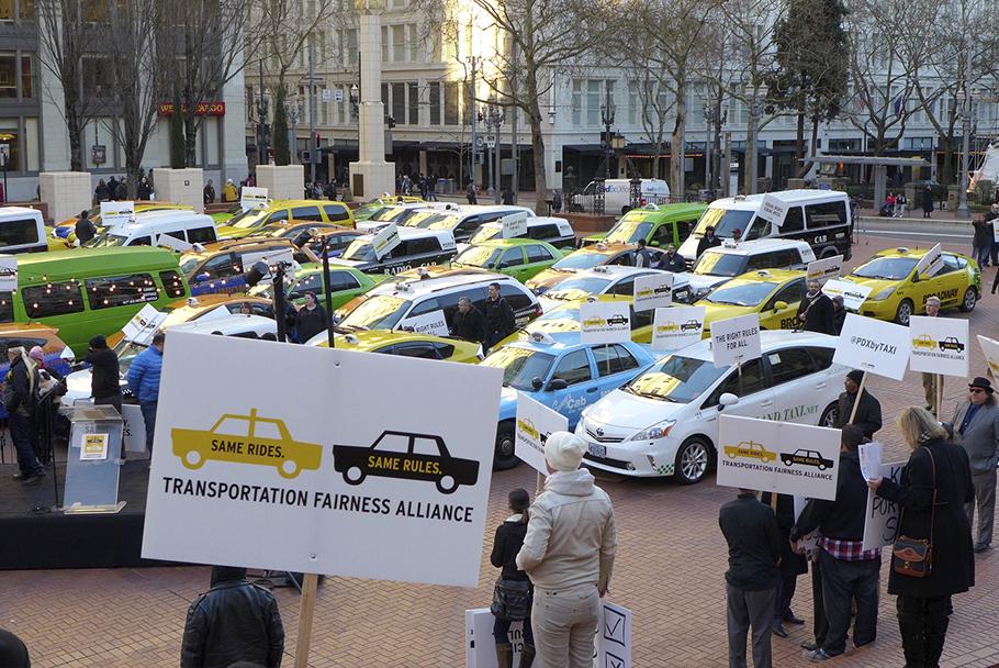 Proibição da Uber: ausência de regulação não significa ilicitude
