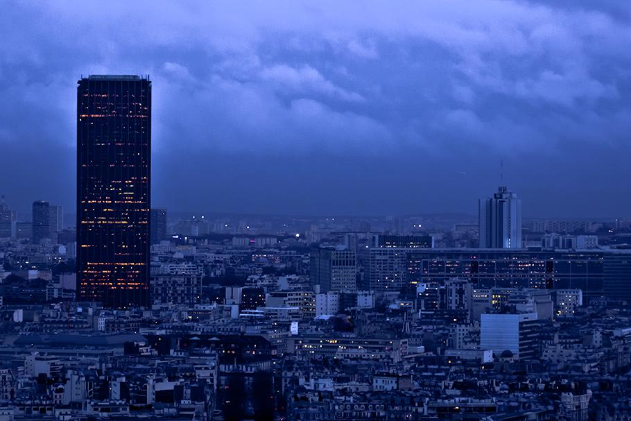 Pare de usar Paris como um bom exemplo de cidade densa