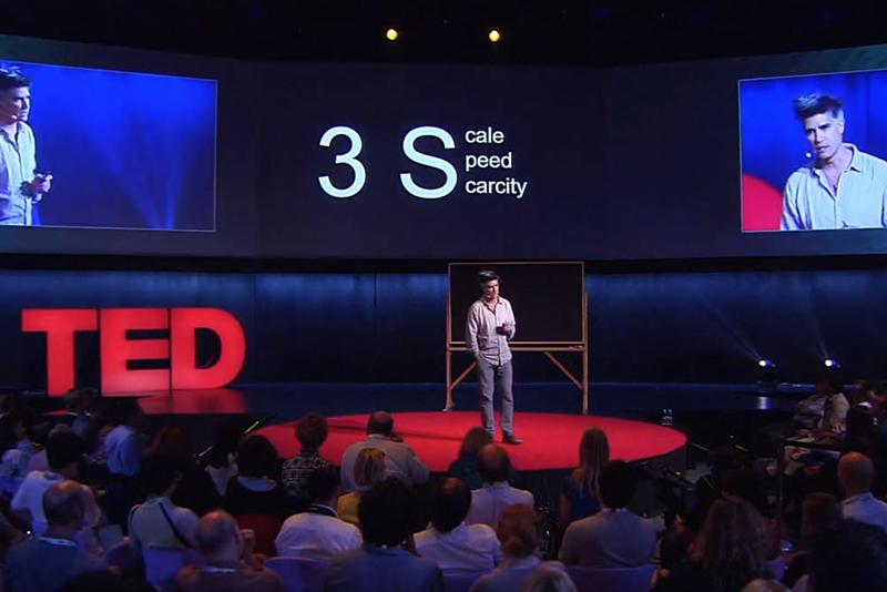 Sobre o TED Talk de Alejandro Aravena, vencedor do Pritzker 2016
