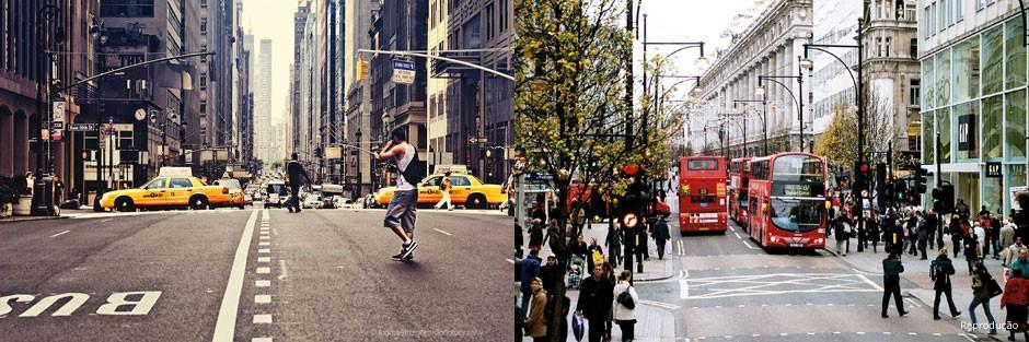 Nova York e Londres: cidades que podem inspirar outras metrópoles a crescer mantendo o antigo e o novo em harmonia