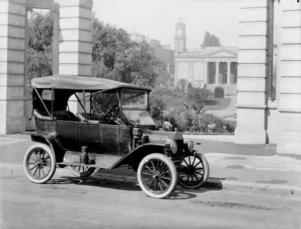 Ford Modelo T.