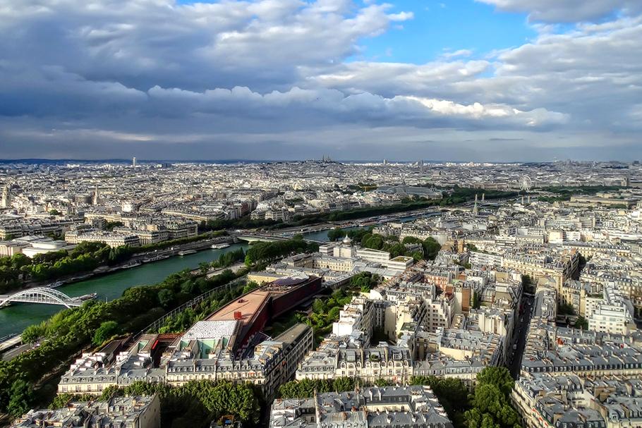 A definição matemática de uma cidade