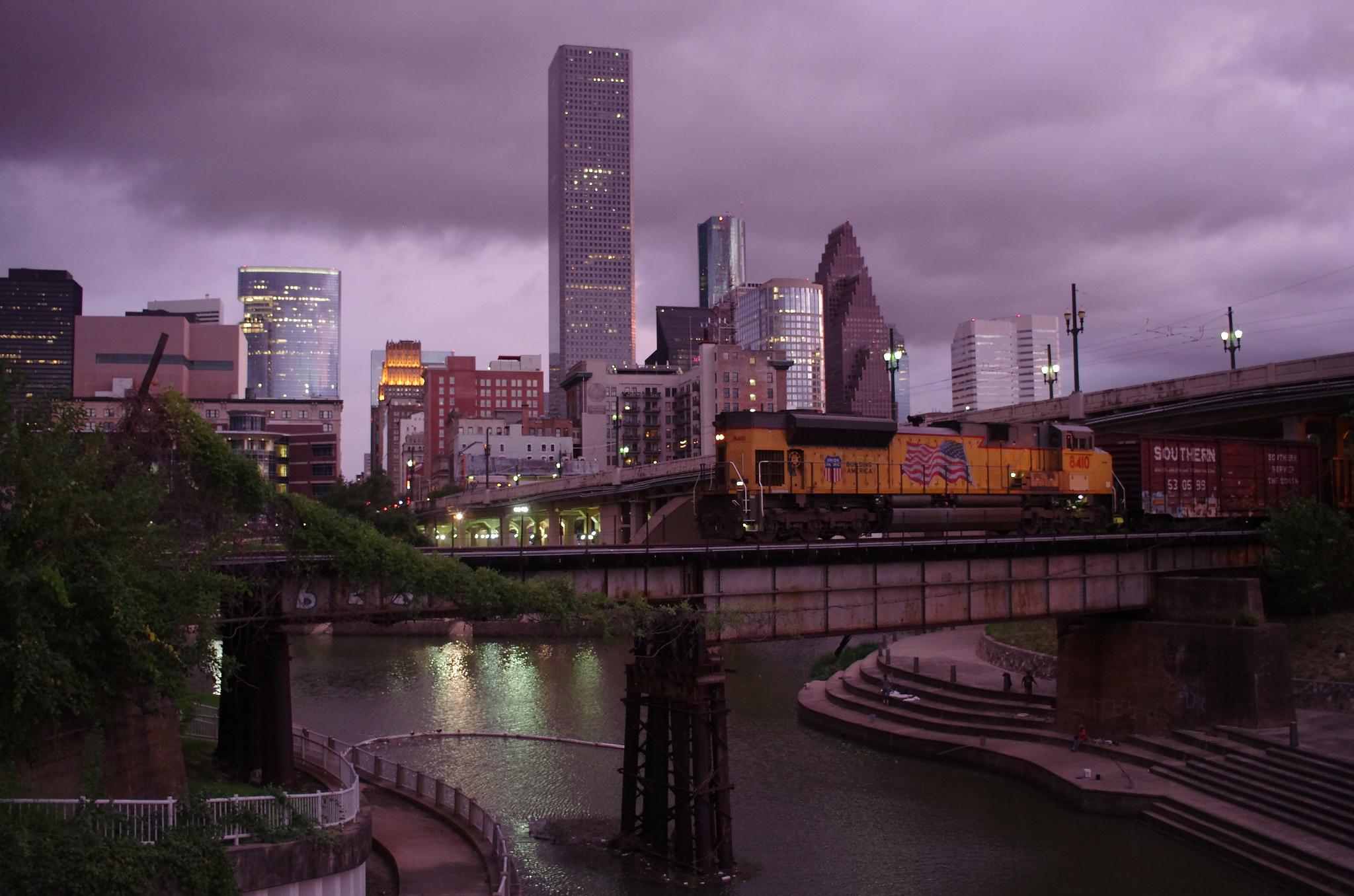 Mais planejamento urbano teria salvado Houston?