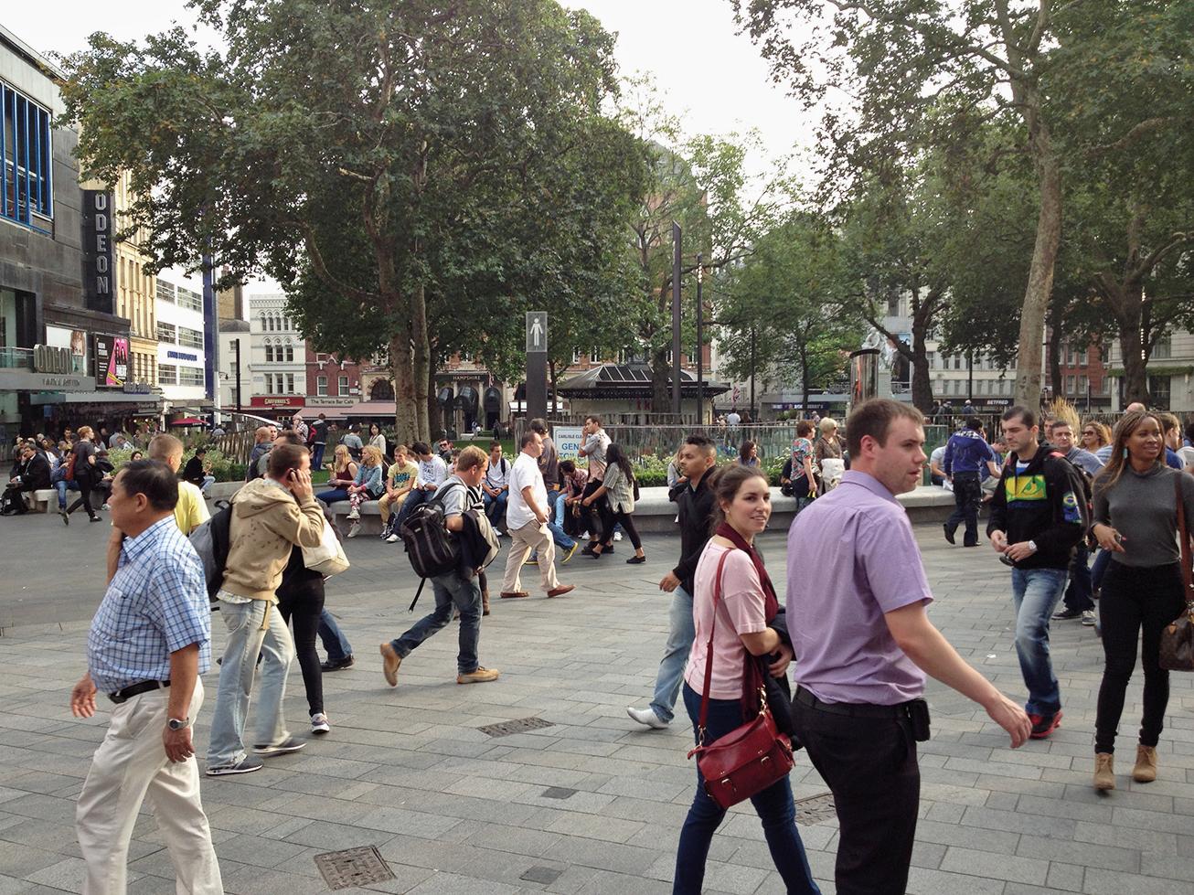 Potencialização de pequenas praças | Guia de Gestão Urbana
