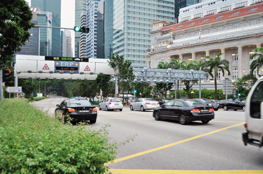 Implementação da  Taxa de Congestionamento | Guia de Gestão Urbana