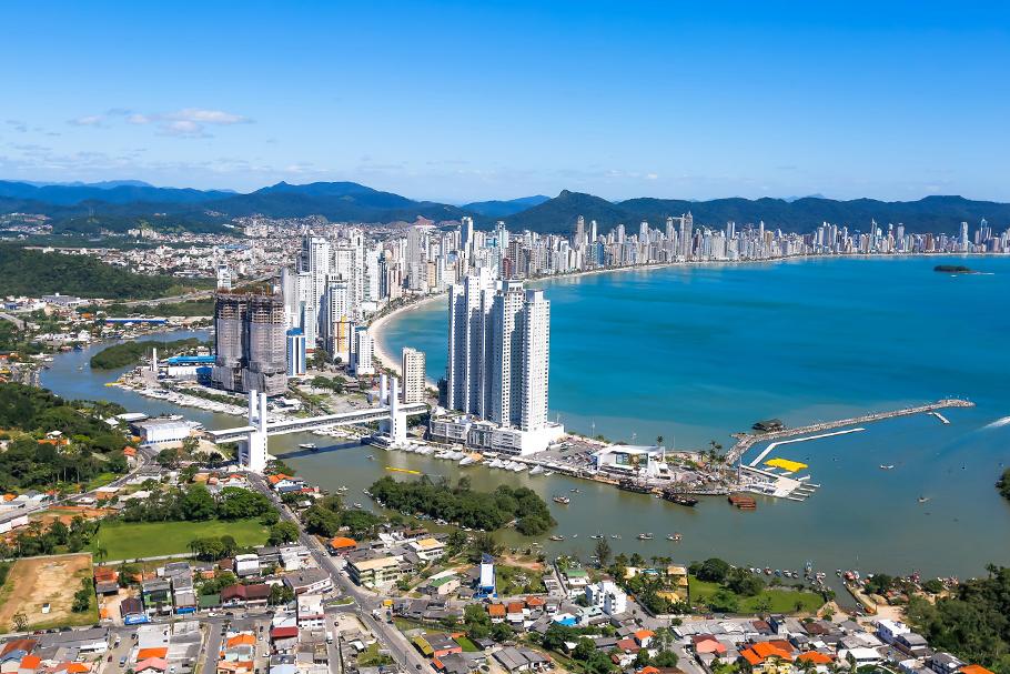 Balneário Camboriú: sucesso ou catástrofe urbana?