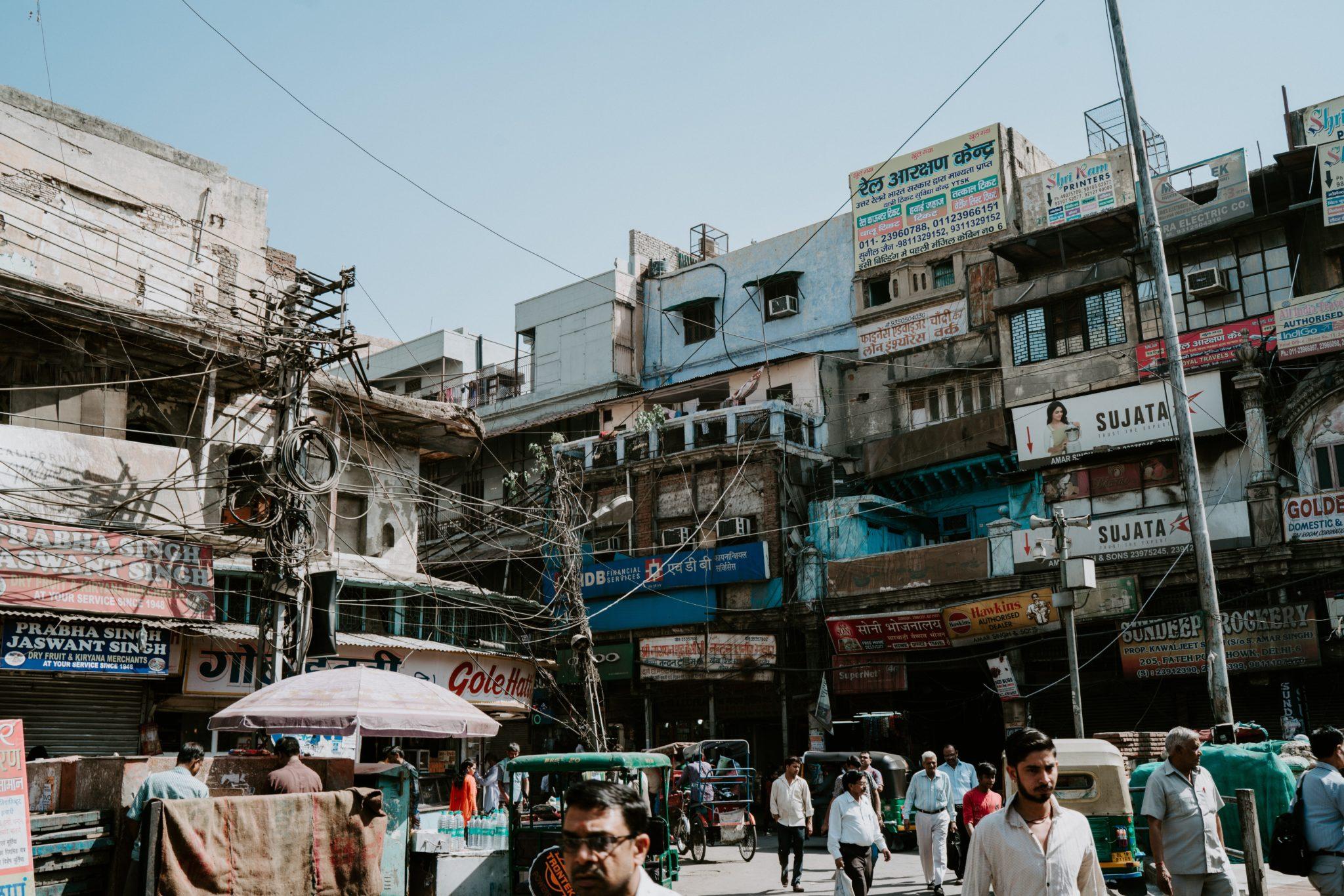 Como cidades indianas sofrem com o zoneamento