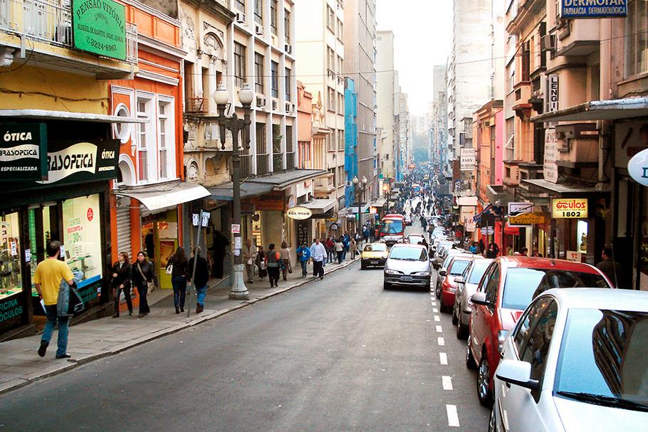 Porto Alegre precisa ficar mais próxima do pedestre