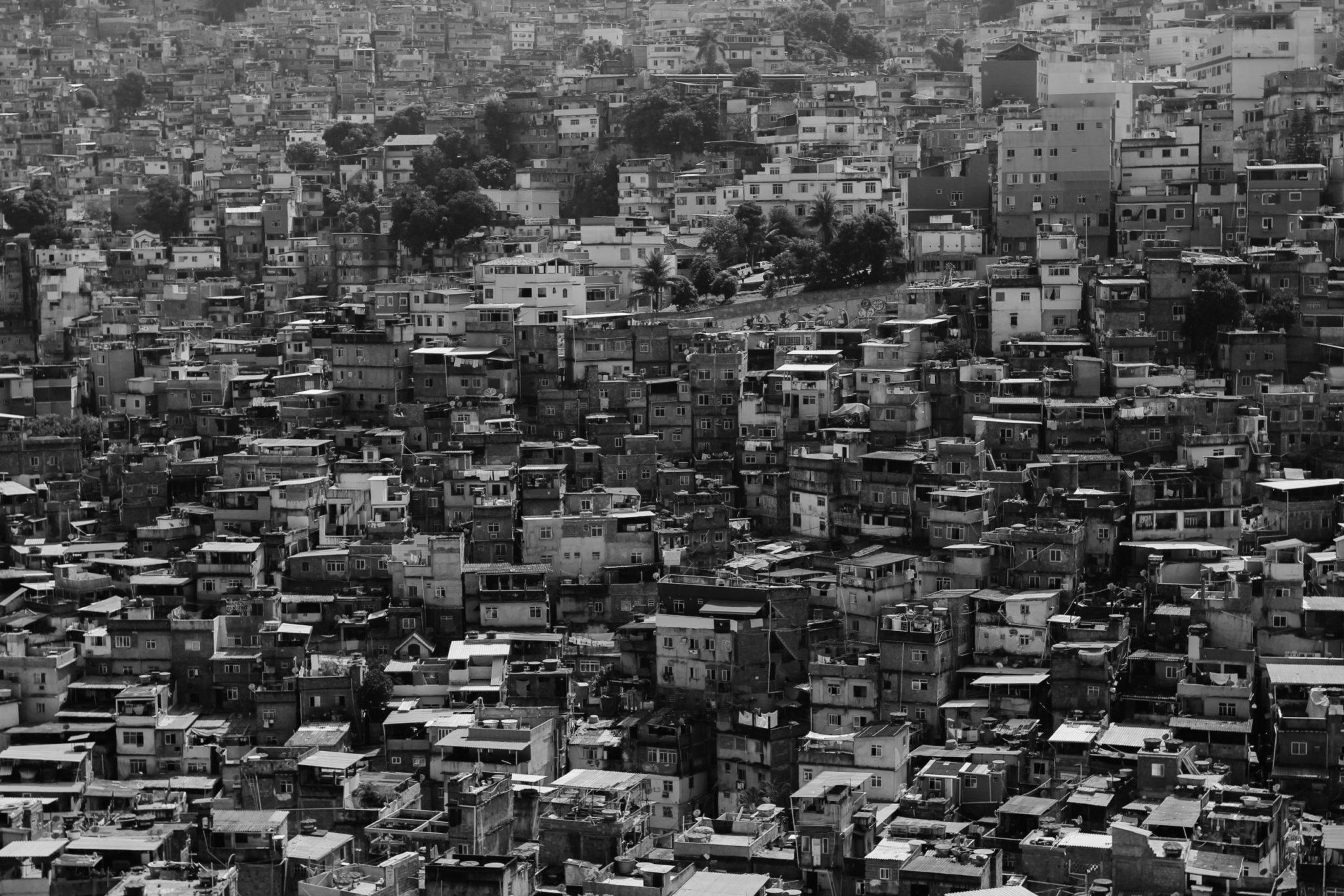 Cortiços eram melhores que as favelas