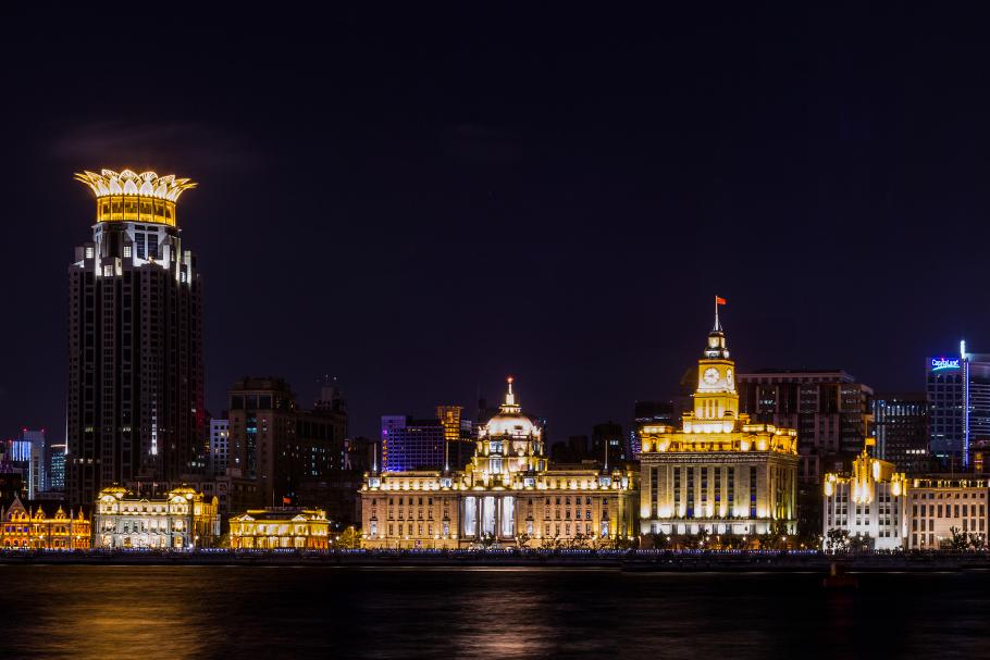 Bund, Shangai