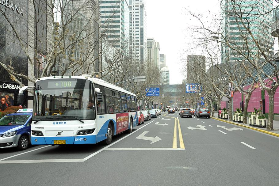 Huaihai Road, Shanghai
