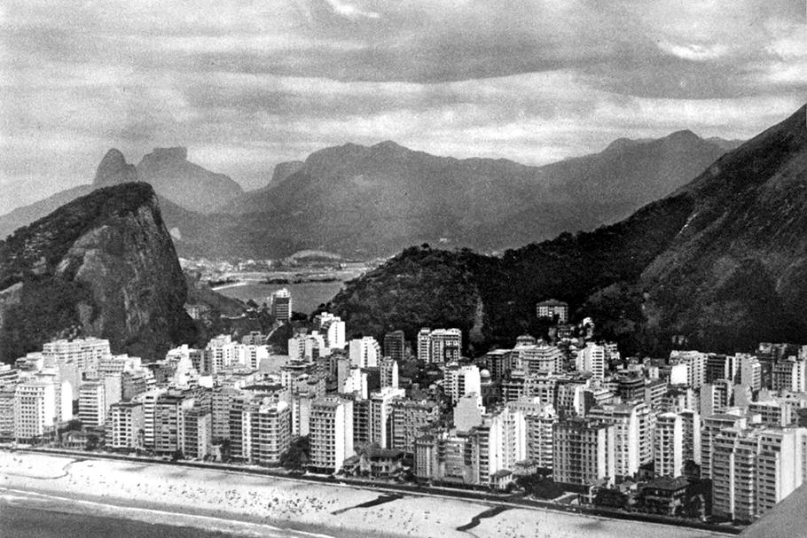 A incrível verticalização de Copacabana
