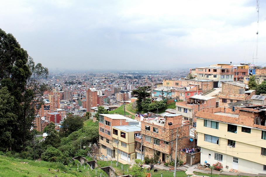 A integração do transporte público na acessibilidade de Bogotá