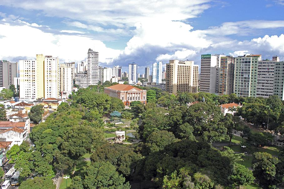 Belém nas alturas: as verticalizações na Metrópole da Amazônia