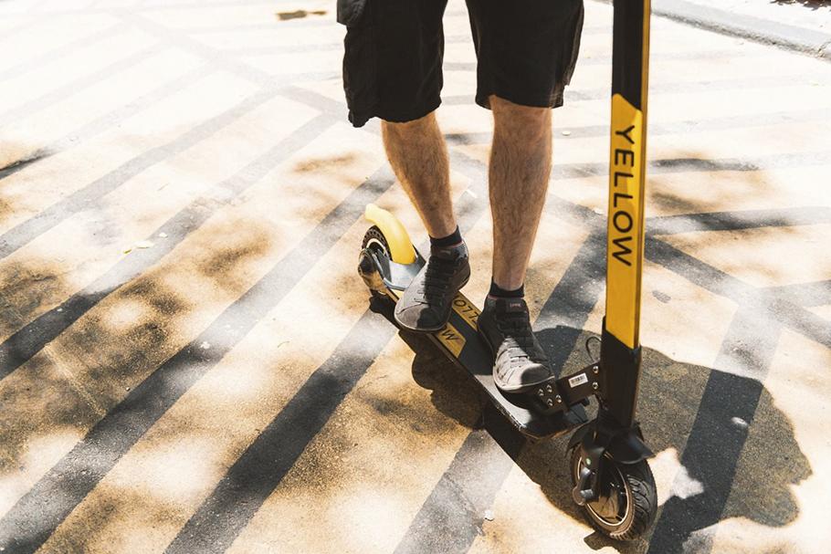 Os desafios dos patinetes elétricos no Brasil