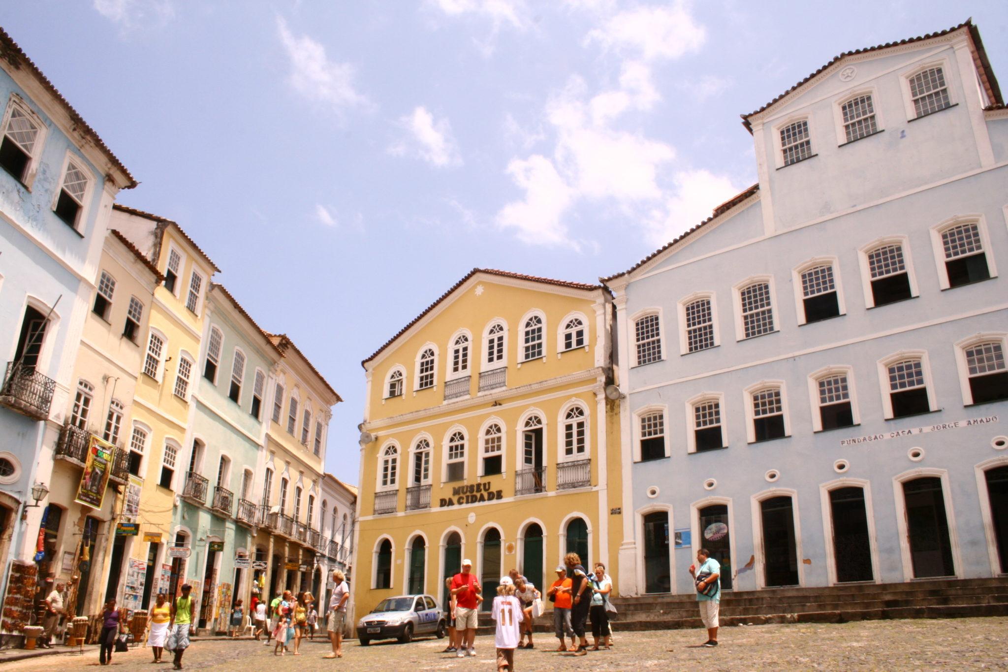 A Bahia e suas gentrificações