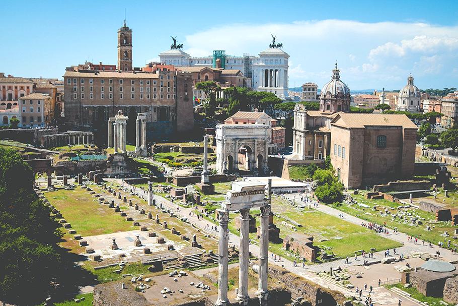 O que a Roma Antiga tem para ensinar às metrópoles brasileiras?