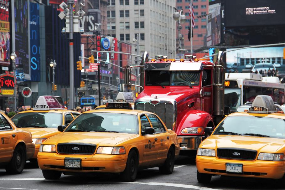 Por que Uber e Lyft apoiam a taxa de congestionamento?