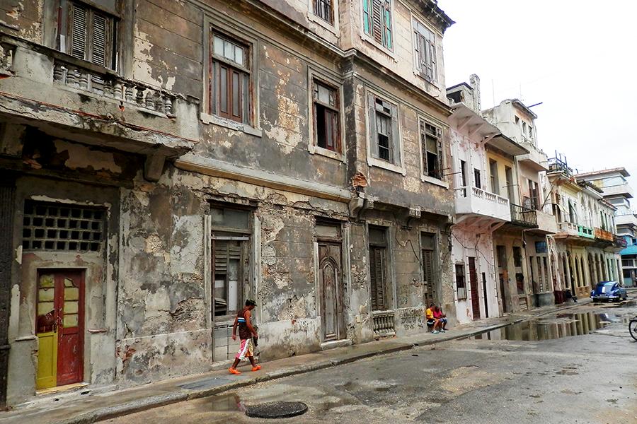 Estagnação destroi as cidades, não as preserva