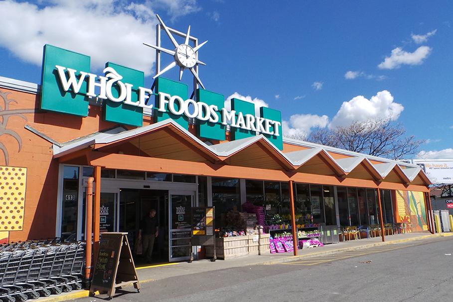 Whole Foods Market, exemplo de gentrificação.