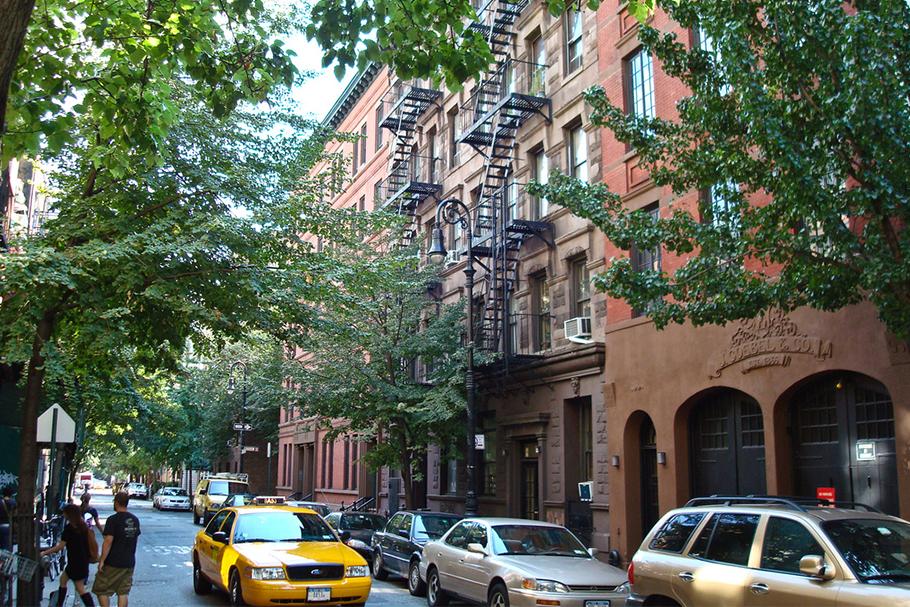 Preservação Histórica: ruim para a diversidade urbana