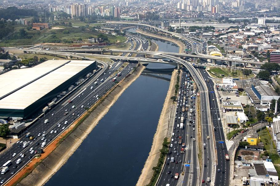 Como seria a São Paulo de Saturnino de Brito?