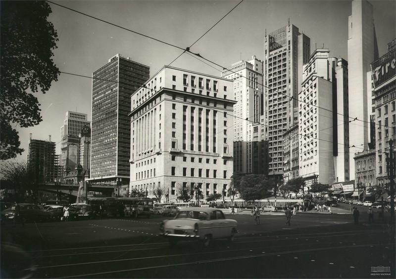 Verticalização em São Paulo, 1960
