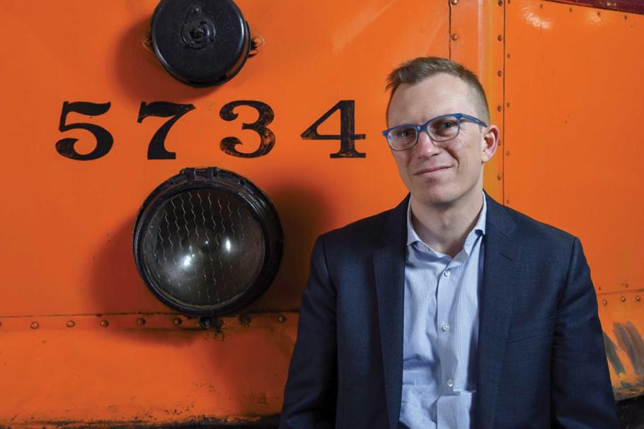 Entrevista exclusiva com David Block-Schachter, cientista-chefe do Bridj