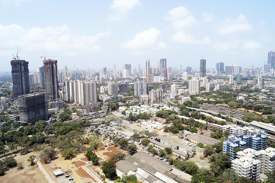 Mumbai: o mercado imobiliário mais paradoxal do mundo?