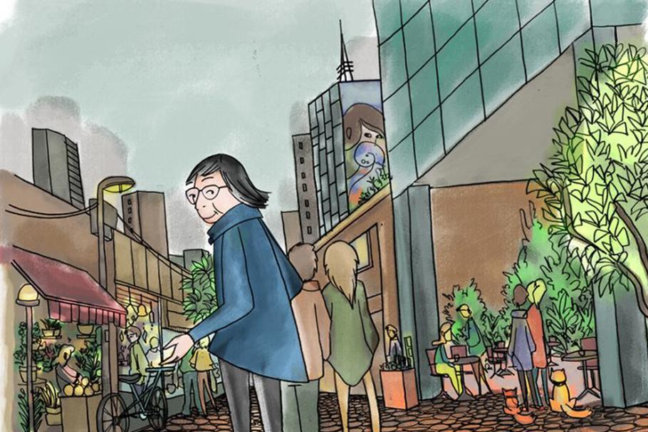 """""""Cidades e a Riqueza das Nações"""" por Jane Jacobs"""