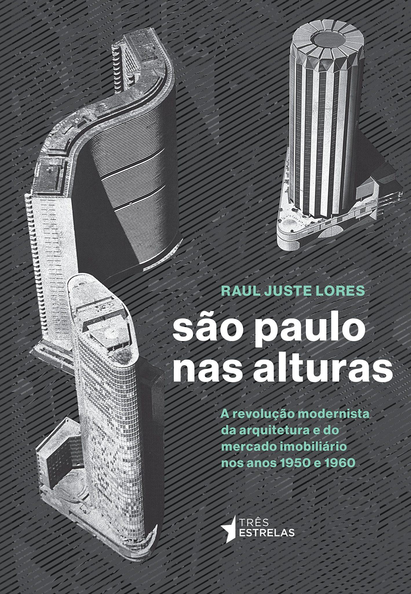 Capa do livro São Paulo nas Alturas