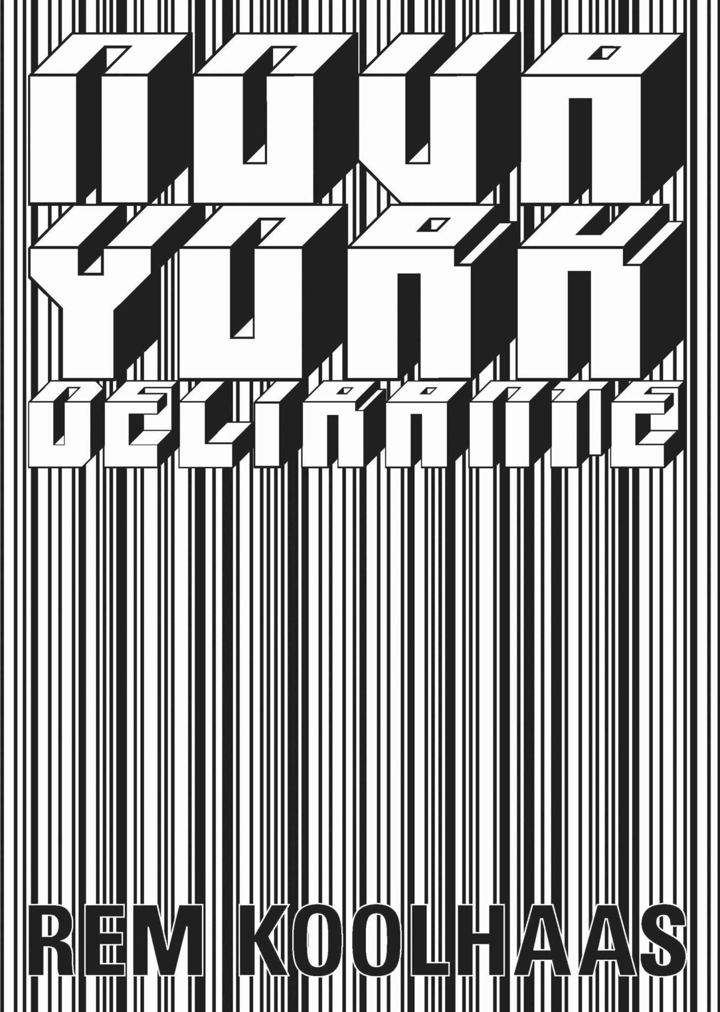 Capa do livro Nova York Delirante