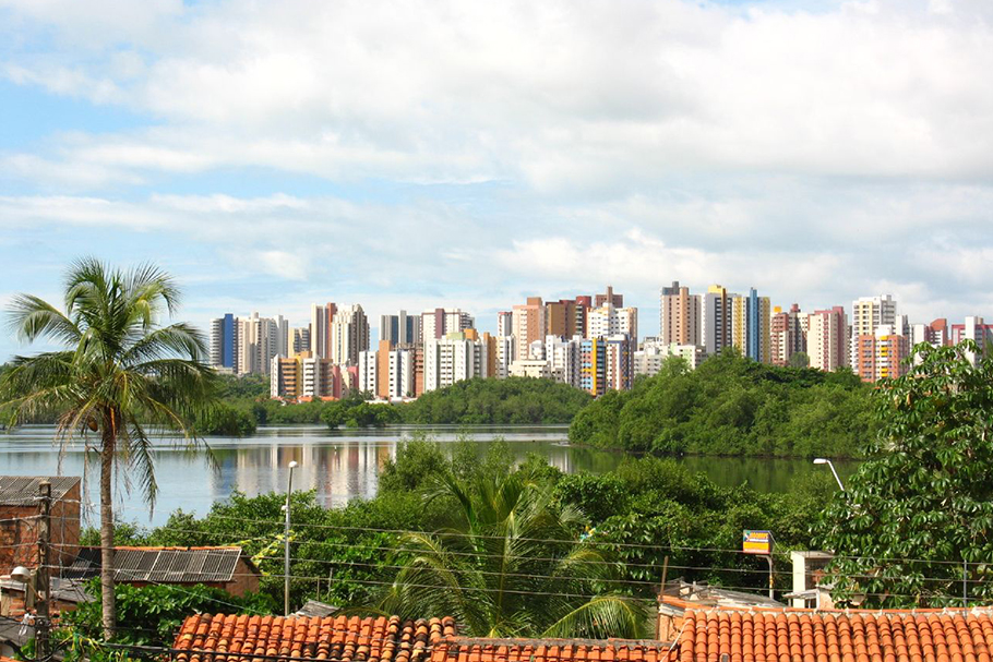 O bairro da Ponta d'Areia e a exclusão da cidade de São Luís