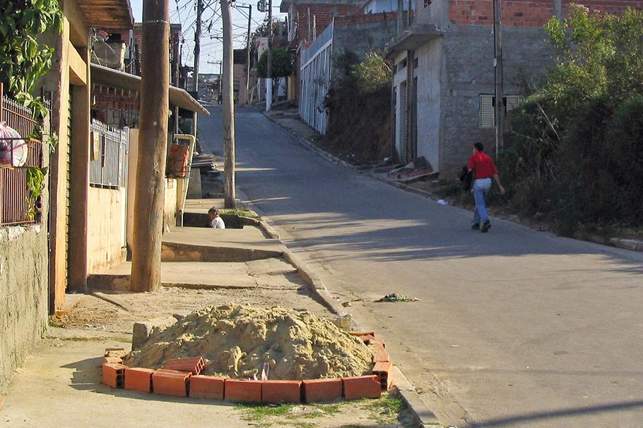 Plano Emergencial de Calçadas: a diferença entre o centro e a periferia