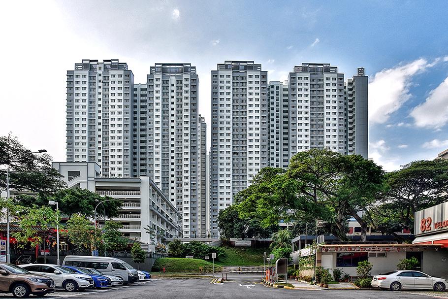 Os limites do modelo habitacional de Singapura
