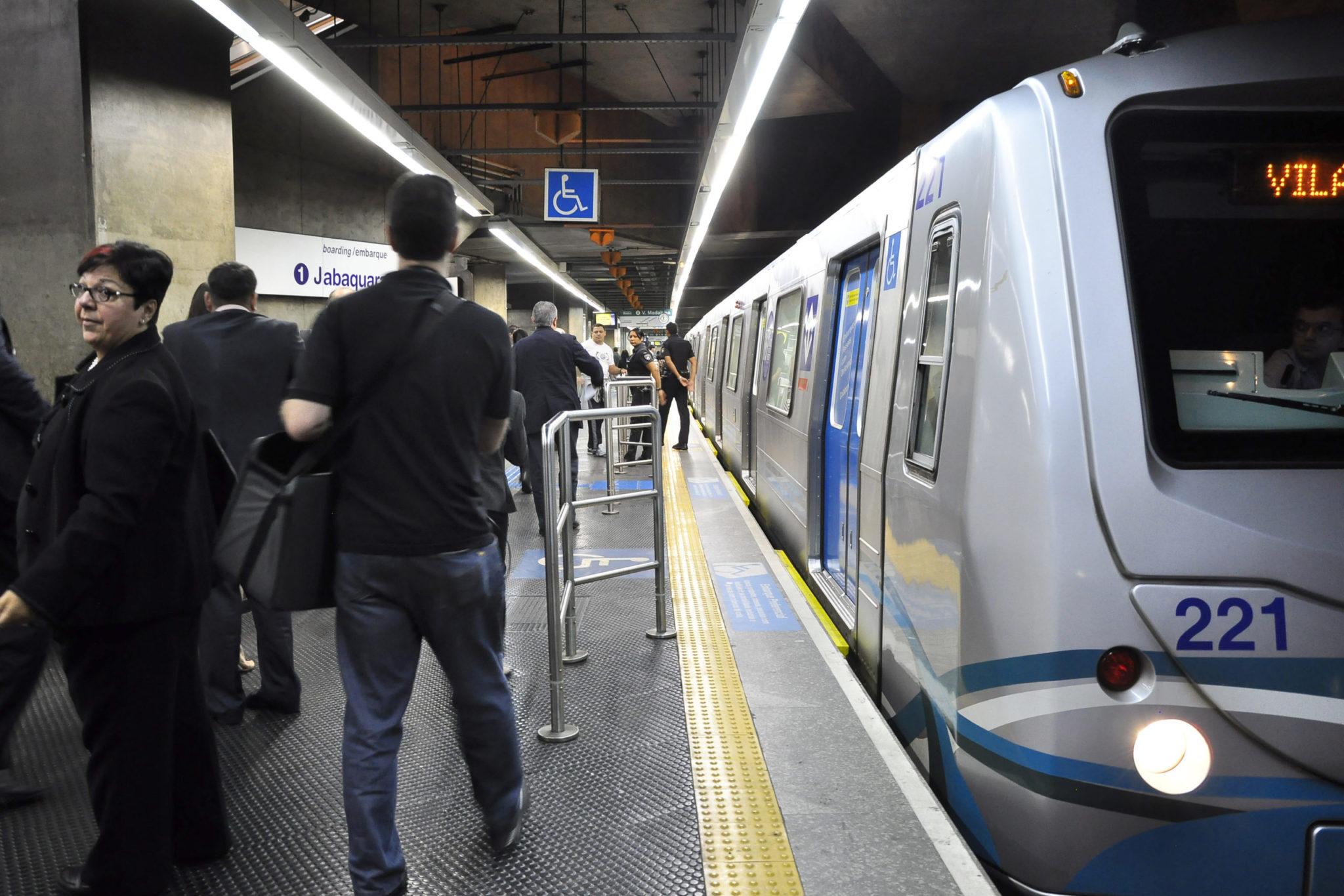 Quanto custa uma linha de metrô?