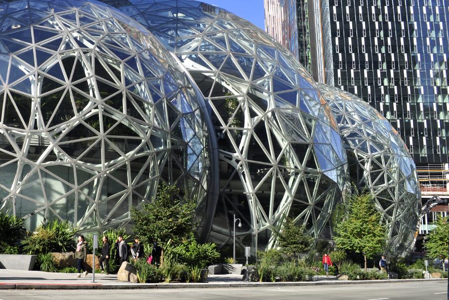 """A Amazon e a volta da """"starchitecture"""""""