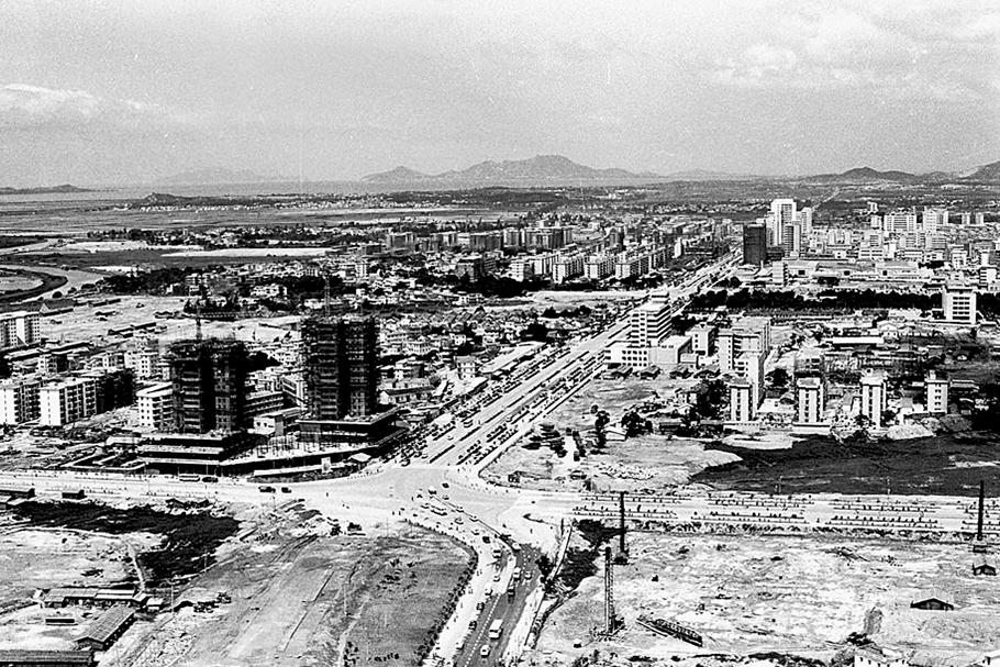 Shenzhen, 1982